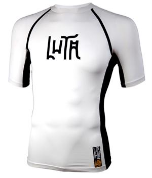 Luta Laser-Tech Short Sleeve Rashguard